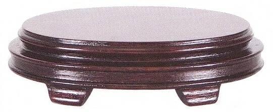 H266 4 wood oriental oval lamp bases lighting parts catalog aloadofball Choice Image