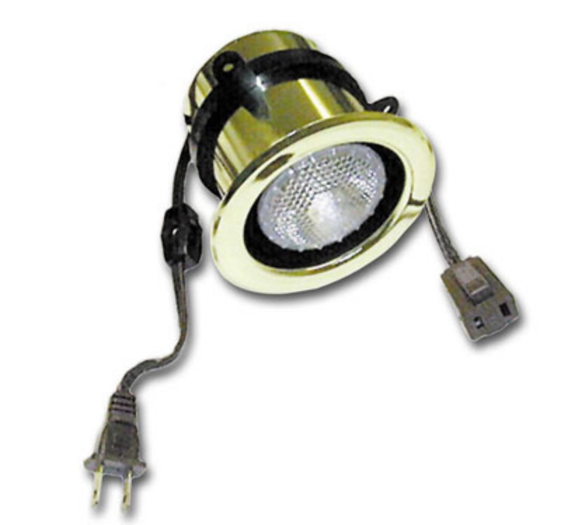 H296, Cabinet Lights
